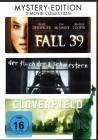 FALL 39 + FLUCH DER 2 SCHWESTERN + CLOVERFIELD 3x Mystery