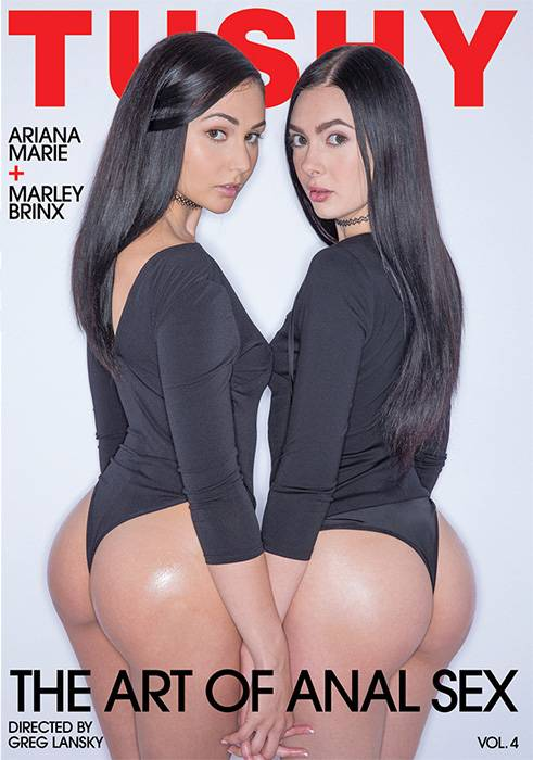 Tushy - The Art of a**l Sex 4