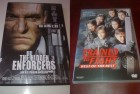 2 DVDS: TRAINED TO FIGHT +  The Hidden Enforcers