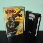 King Kong und die weiße Frau * VHS * Videobox / Taurus