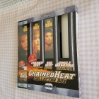 Chained Heat Collector Box 3 DVDs und Filme im Schuber