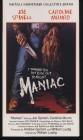 VHS U.S.A.  MANIAC - WIlliam Lustig - NTSC -NEU; ohne Folie