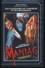 VHS Frankreich MANIAC - William Lustig PAL NEU; ohne Folie