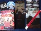 HARDCORE 3 DISC MEDIABOOK NEU/OVP + VIELE FAN-EXTRAS LOOK