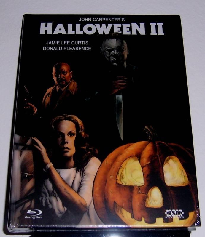 Halloween Mediabook