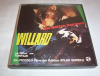 Willard  -Super8 Tonfilm s/w-