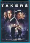 Takers DVD Paul Walker, Matt Dillon NEUWERTIG