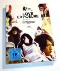Love Exposure # FSK16 Drama Liebe # Shion Sono #  Doppel-DVD