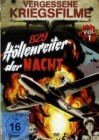 Höllenreiter Der Nacht - Vergessene Kriegsfilme Vol. -- DVD