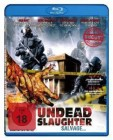 3x Undead Slaughter - Blu-Ray