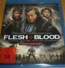 Flesh + Blood (Fleisch und Blut) Blu-ray Neu & OVP