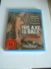 The Axe is back (Blu-ray, OVP, sehr selten)