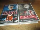 VHS - Hellraiser Teil 1 + 2 - Highlight