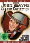 3x John Wayne Classic Collection - Special Edition