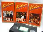 KIR ROYAL 1 - 6 ....  3 Kassetten mit 6 Filme Selten RAR