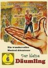 3x Der kleine Däumling (Tom Thumb) - DVD