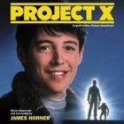 Project X [Audio CD] James Horner, OST, NEU/OVP