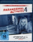 PARANORMAL ACTIVITY 4 Blu-ray Mystery Found Footage Horror