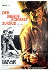 DER SHERIFF SCHIE?T ZURÜCK  Western 1967