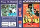 (VHS) Mafia contra Ninja -  Edward Payne, Alexander Lou