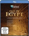 3x Out of Egypt   DISCOVERY WORLD  Blu-Ray