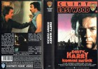(VHS) Dirty Harry kommt zurück - Clint Eastwood - uncut