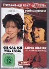 GIB GAS, ICH WILL SPASS / SUPER-BIESTER 1982/1983 Nena 2 DVD