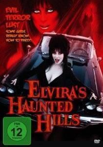 3x Elvira's Haunted Hills  - DVD