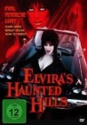 3x Elvira's Haunted Hills  - DVD