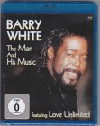 Barry White The Man And His Music Blu-ray Neu OVP