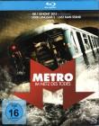 METRO Im Netz des Todes - Blu-ray super U-Bahn Thriller