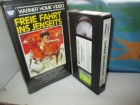 VHS - Freie Fahrt ins Jenseits - Jim Kelly - Warner