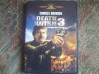 Death Wish 3 - Charles Bronson - MGM uncut dvd !!!!