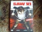 Saw 6 - Saw VI  - Mediabook - unrated