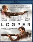 LOOPER Blu-ray - Bruce Willis SciFi Zeitreise Action - Top!
