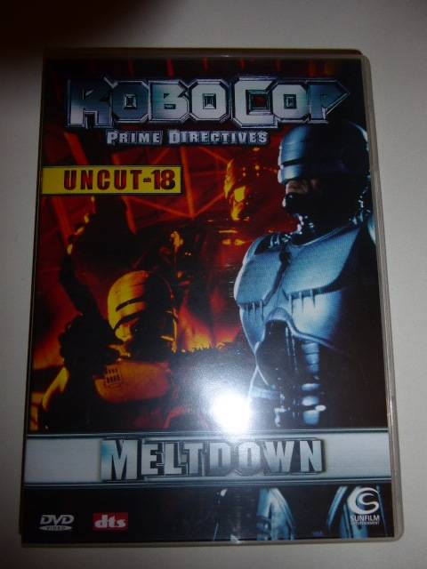 Robocop Meltdown