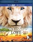 DER WEISSE LÖWE Blu-ray 3D - klasse Tier Abenteuer Film