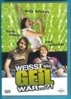 Weißt was geil wär ...?! DVD Axel Schreiber NEUWERTIG