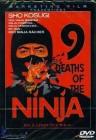 3x 9 Deaths of the Ninja (uncut)