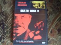 Death Wish 2 - Charles Bronson -  uncut dvd !!!!