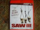 Saw 3 - Saw III  - unrated - Blu -ray