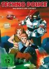 3x Techno Police - Das Gesetz der Zukunft - DVD