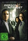PERSON OF INTEREST Staffel 1 - 6 DVD Box - super Serie