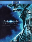 ALIEN ANTHOLOGY Jubiläums Collection Blu-ray - 4 Filme Box