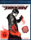 TEKKEN Blu-ray - Martial Arts SciFi Game Action