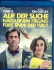AUF DER SUCHE NACH EINEM FREUND FÜRS ENDE DER WELT Blu-ray
