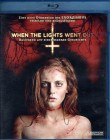WHEN THE LIGHTS WENT OUT Blu-ray - Okkult Mystery - klasse!