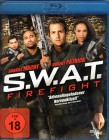 S.W.A.T. - FIREFIGHT Blu-ray- Action Thriller Robert Patrick