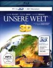 UNSERE WELT Blu-ray 3D faszinierende Dokumentation