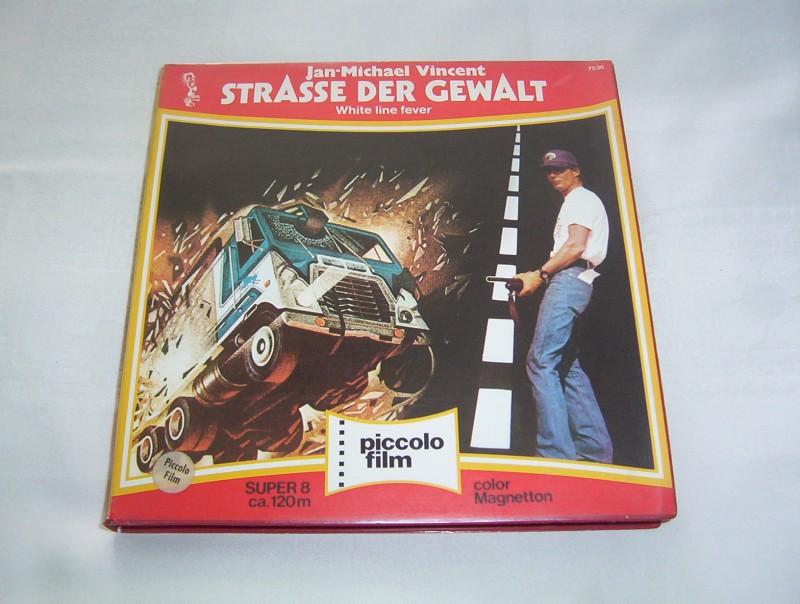 Strasse der Gewalt  -Super8 Komplettfilm- Nr.7536